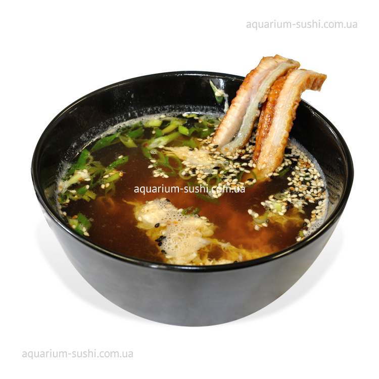 Eel soup original video