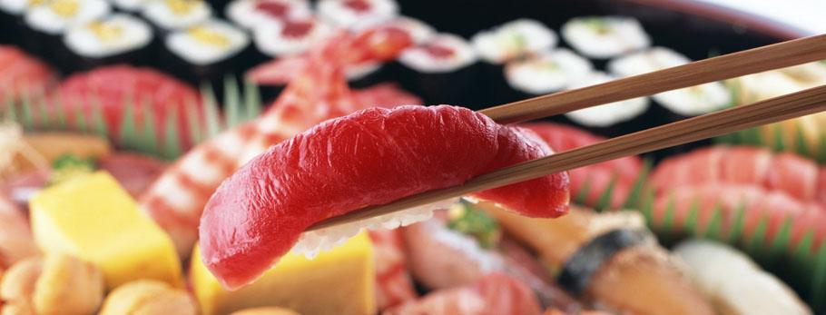 Специалисты в области диетологии считают суши хорошо сбалансированной, здоровой пищей