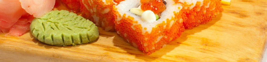 Васаби является великолепным источником витамина С